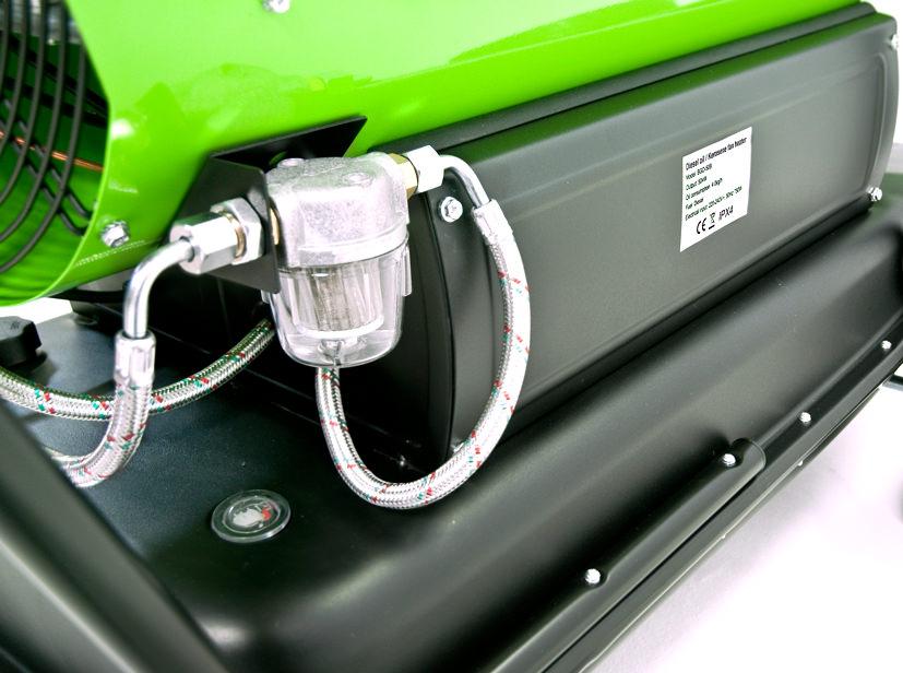 heizkanone lheizer mobiler dieselheizer 50 kw top. Black Bedroom Furniture Sets. Home Design Ideas