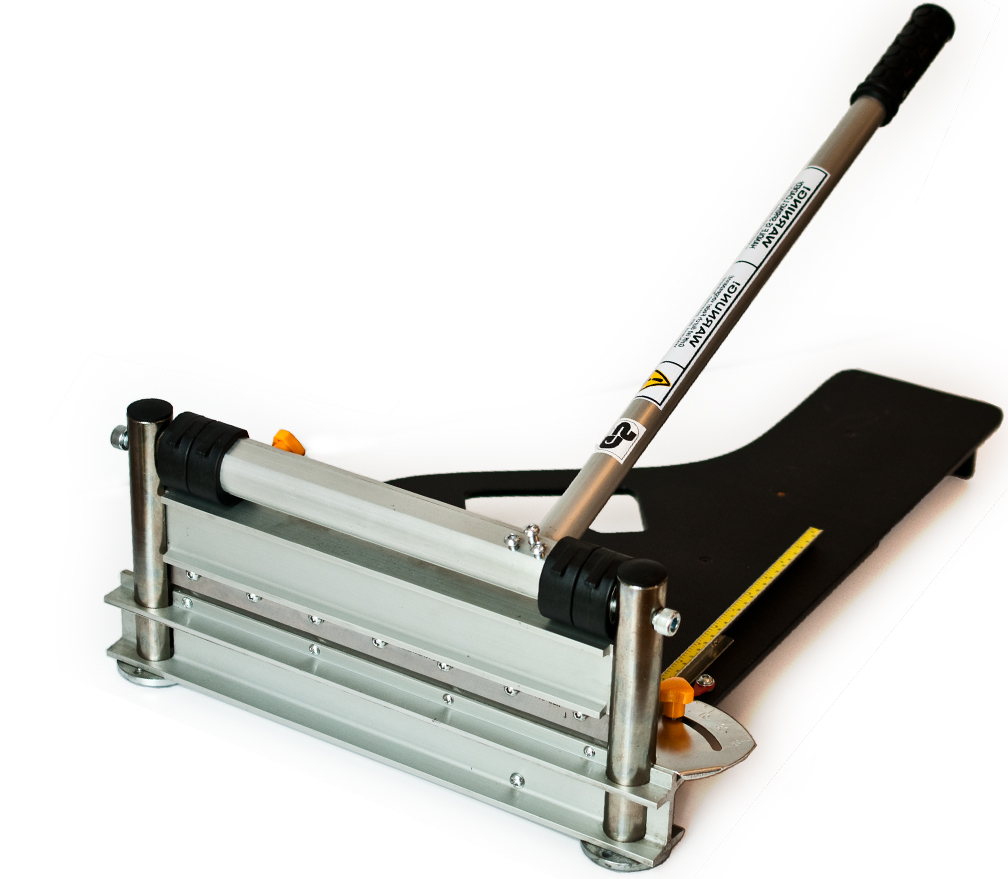 laminate cutter assembly