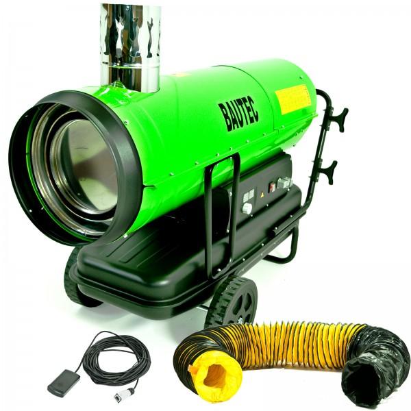 BAUTEC Heizkanone Dieselheizer - Ölheizer - Topseller