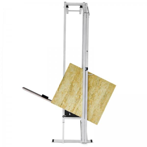 Dämmstoffschneider ISO-BASIC 400 | Schneidet Glaswoll-, Steinwoll- und Mineralwollplatten