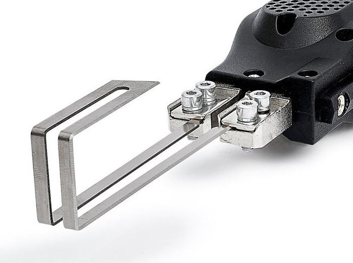 Styrocutter-DX-Details-eckige-Klinge